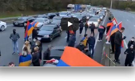 Heurts entre Arméniens et Turcs : une information judiciaire ouverte  par le parquet de Vienne