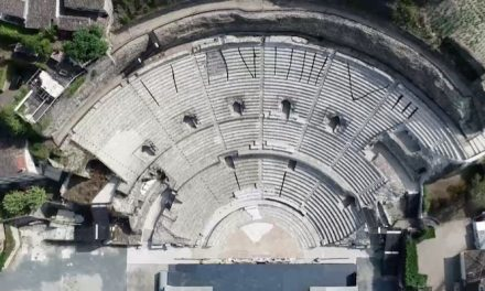 Deux ans de travaux, 2,8 M€ pour un théâtre antique désormais de 8 000 places et nettement plus praticable