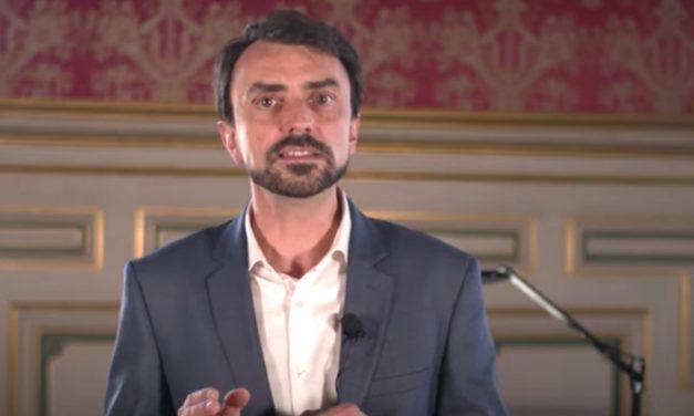Grégory Doucet, nouveau maire de Lyon innove : il s'adressera sur You Tube, chaque semaine aux Lyonnais, sa 1ère allocution