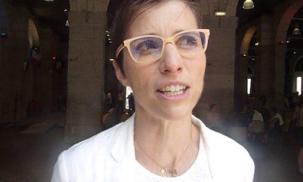 La députée de l'Isère, Caroline Abadie organise une téléconférence à destination des commerçants sur la situation sanitaire et économique