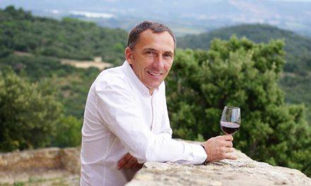 Philippe Pellaton, le nouveau président des Côtes-du-Rhône a des mots doux pour les vins de Vienne/Seyssuel/Chasse