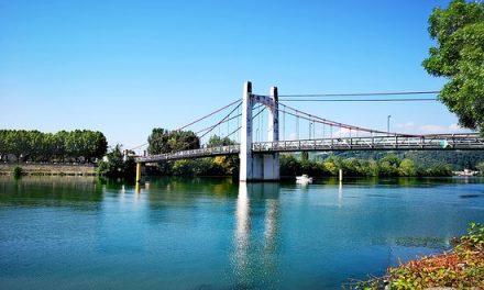 Il y aura des contrôles : le pont de Condrieu interdit aux poids-lourds de plus de 19 t, à partir du 25 novembre