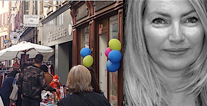 """Corinne Paris (VAC) : """"  Samedi, nous espérons le même engouement pour le commerce viennois que lors du 1er déconfinement"""""""