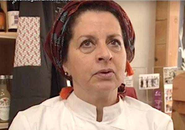 """Ryma Prost-Romand (restaurant Mama Trötter à Vienne), lauréate régionale du prix """"Entreprendre au Féminin"""""""