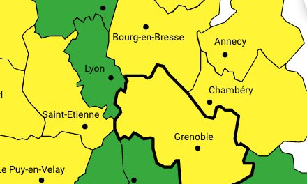 Météo : alerte jaune, neige et verglas, dès cette nuit et demain matin sur  l'Isère