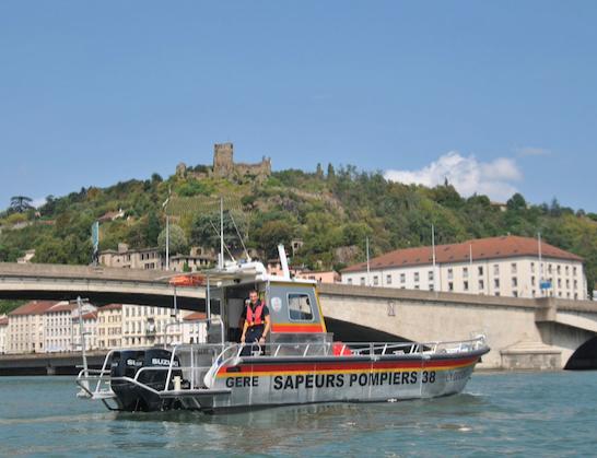 Chasse-sur-Rhône : toujours pas retrouvée, qui est la personne qui est tombée dans le Rhône ?