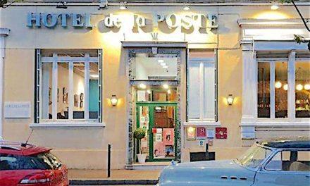 Près de 700 000 euros de travaux : le Grand Hôtel de la Poste à Vienne refait entièrement ses 36 chambres