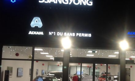Deux nouvelles concessions automobiles viennent d'ouvrir leurs portes à Vienne : Aixam et Ssangyong