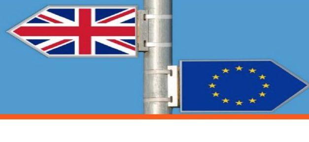 L'accord sur le Brexit signé ! Il concerne en Auvergne-Rhône-Alpes,  15 000 ressortissants et 20 000 salariés sous contrôle de groupes britanniques