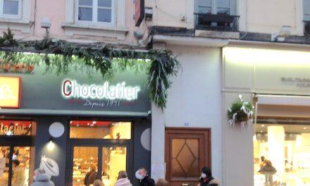 Commerce à Vienne : 75 000 euros de bons d'achat, affluence dans les magasins cette fin d'année, mais cela sera-t-il suffisant ?