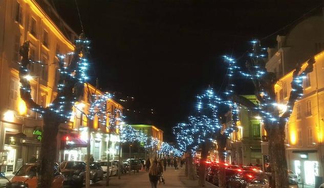 Les illuminations de Vienne, finalement avancées à ce vendredi 4 décembre