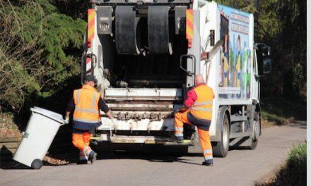 Pas de collecte des déchets ménagers dans le Pays Viennois le 25 décembre et le 1er janvier : reportée