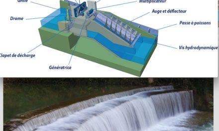 Lancement de l'enquête publique : deux micro-turbines vont pouvoir être installées au fil de la Gère à Vienne