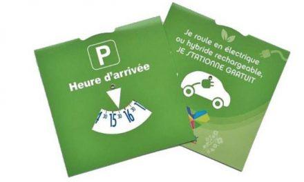 Disque vert : on peut se garer gratuitement à Vienne, mais à des conditions précises…