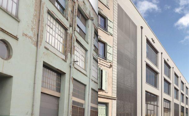 La plus longue usine de la Vallée de Gère (100 m) à Vienne réhabilitée pour 6,5 millions d'euros