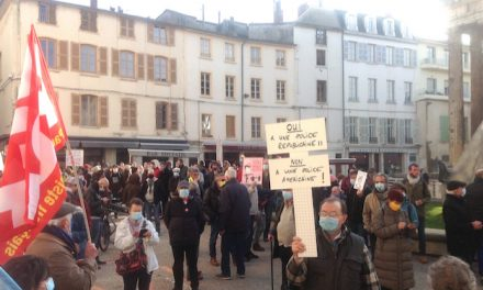 """""""Loi Sécurité Globale"""" : manifestation samedi à Vienne devant la préfecture et le Palais de Justice"""