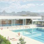 Vidéo : le stade nautique de Saint-Romain-en-Gal, tel qu'il apparaîtra après 20 mois de travaux et 11 de fermeture…