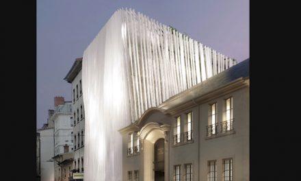 Signé de l'architecte-star Rudy Ricciotti : le futur musée des Tissus de Lyon va décoiffer…
