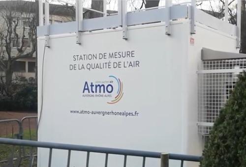 Une station de la qualité de l'air au jardin de ville, vaccinations, etc. : le journal TV de Vienne, cette semaine