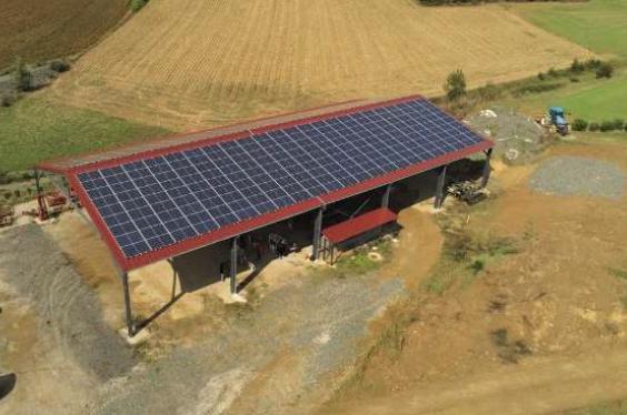 Oxyane (ex-Dauphinoise) lance une Coopérative solaire pour développer une nouvelle source de revenus chez les agriculteurs