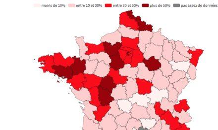 Covid-19-Entre 30 et 50 % de variants britanniques dans l'Isère et le Rhône