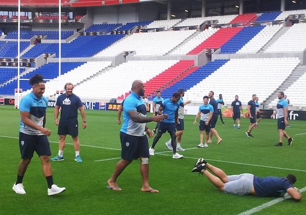 Coupe du Monde de Rugby 2023 à Lyon : quelques-unes des meilleures équipe du monde au Groupama stadium