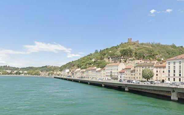 L'homme retrouvé dans le Rhône à Vienne, toujours pas identifié