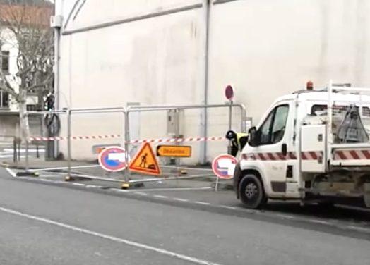 Containers enterrés rue Schneider, ciel jaune, St-Valentin, etc. : le journal TV de Vienne