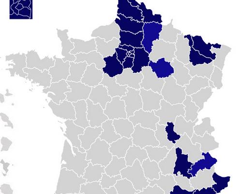 Covid-19-Contraintes accentuées dans le Rhône toujours en vigilance renforcée, statu-quo en Isère
