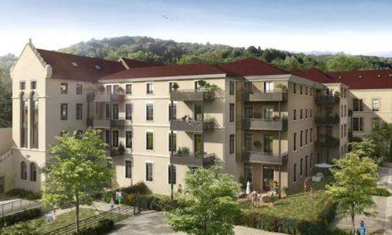 Un tiers déjà vendus: l'ancienne Institution Bon Accueil à Vienne transformée en résidence de 67 logements