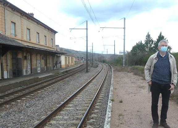 Pour la relance du trafic voyageurs, rive droite: « Printemps du train» demain à Condrieu
