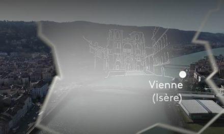 Dans le 13 h de France 2, samedi: à voir ou à revoir, un reportage sur Vienne