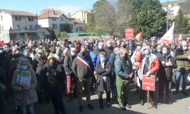 «Printemps du train» à Condrieu: consensus politique autour du retour des voyageurs sur la rive droite