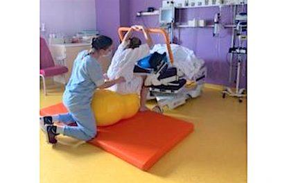 Un peu moins de naissances en 2020 à l'hôpital de Vienne, mais encore plus de  bienveillance envers les mamans en 2021…