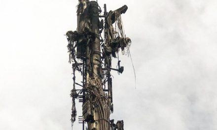 A Vienne : le retraité complotiste à l'origine de l'incendie de 4 pylones télécom démasqué et condamné