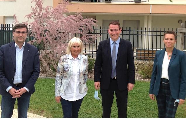 Elections, Vienne-1 : Martine Faïta repart à la bataille avec le maire de Luzinay et Thierry Kovacs comme remplaçant