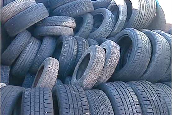 Démarrage prochain de la campagne de dépôt de pneus usagés dans les déchèteries de Vienne Condrieu Agglomération