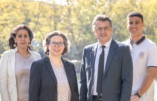 Elections départementales Vienne-1: le sortant Erwann Binet et son binôme soutenus par la Gauche unie