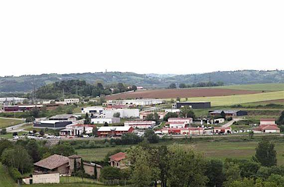L'entreprise lyonnaise Marchal va construire une usine de 3 000  m², zone d'activités du Rocher à Estrablin
