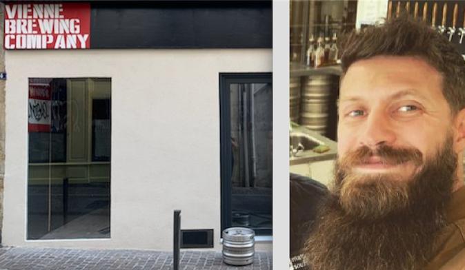 """""""Vienne Brewing Company"""" : la 1ère micro-brasserie viennoise s'apprête à produire ses 1ères bières"""