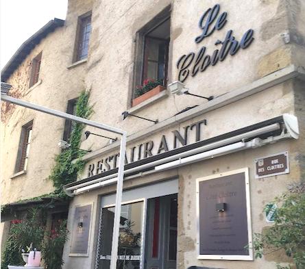 Un nouveau propriétaire pour «Le Cloître» qui va développer à la fois une crêperie et un restaurant traditionnel