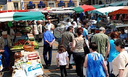 Samedi 1er mai, Fête du travail : marché de Vienne ouvert, déchèteries fermées