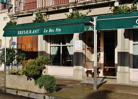 """Vendu, le """"Bec fin"""" va se muer en juin en un restaurant bistronomique italien, """"Amore mio""""…"""