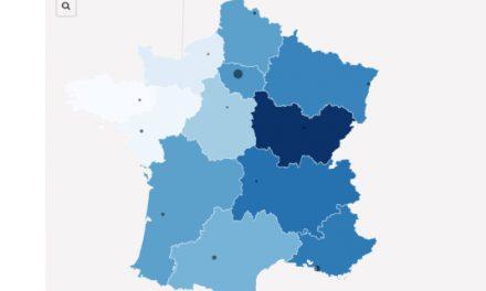 Auvergne-Rhône-Alpes parmi les régions les plus concernées par les piqûres de tiques et la maladie de Lyme