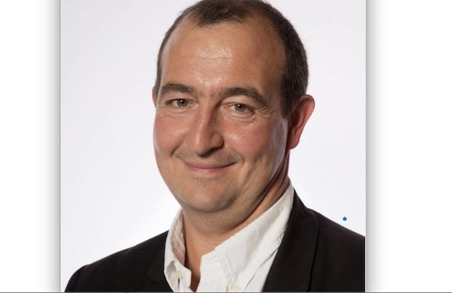 Maire de Chasse-sur-Rhône : Christophe Bouvier, candidat sur la liste de Najat Vallaud-Belkacem comme binôme pour l'Isère