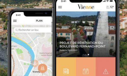 """La Ville de Vienne lance son """"appli"""" pour, entre autres, mieux lutter contre les incivilités"""