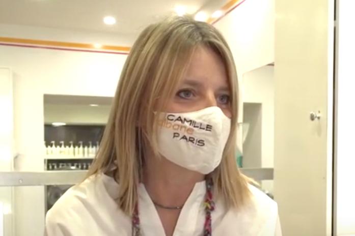 """Camille Albane recycle les cheveux, casting de """"Lucifer"""",  etc. : le journal TV de la semaine à Vienne"""
