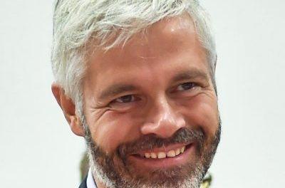 Régionales : avec près de 56 % des voix, Laurent Wauquiez réélu dans un fauteuil