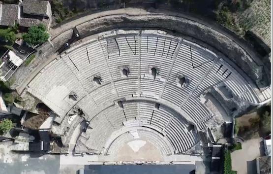 Visites gratuites les 19 et 20 juin pour découvrir les dessous du théâtre antique de Vienne, après sa restauration