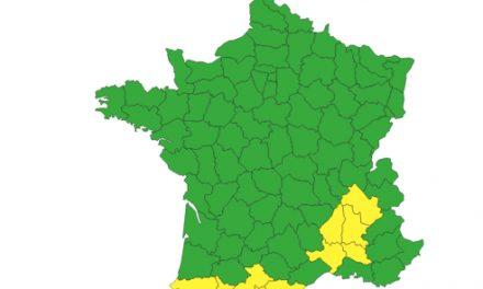 """Météo France a placé l'Isère en """"vigilance jaune canicule"""""""